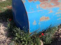 تانکر آب ورق ضخیم سالم و بدون زنگ زدگی 2500. لیتری در شیپور-عکس کوچک