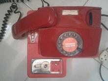 تلفن انتیک قدیمی سالم در شیپور-عکس کوچک