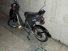 موتورسیکلت برقی دندی در شیپور-عکس کوچک