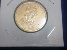 سکه های یک دلاری در شیپور-عکس کوچک