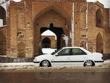 راننده مجرب با اتومبیل پارس مدل97 در شیپور-عکس کوچک
