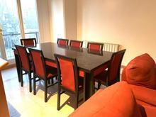 مبل راحتی 7 نفره و میز نهار خوری 8 نفره در شیپور-عکس کوچک