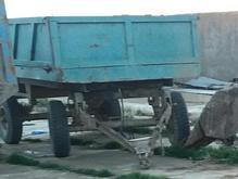تریلی چهارچرخ دوجک در شیپور-عکس کوچک