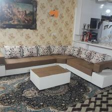 مبل ال کنجی.ارسال به سراسرایران.باضمانت در شیپور-عکس کوچک