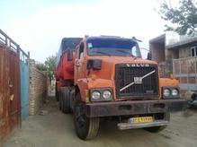 کامیون کشنده ولوو در شیپور-عکس کوچک