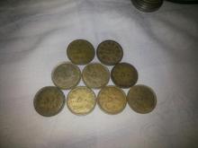 50 دینار شاهی در شیپور-عکس کوچک