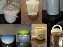 ظروف پلاستیکی نو سالم بدون عیب وایراد  در شیپور-عکس کوچک