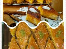 کیک شربتی خونگی در شیپور-عکس کوچک