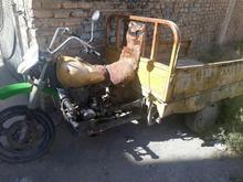 موتور سه چرخ تازه تعمیر در شیپور-عکس کوچک