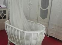 تخت گهواره نوزاد  در شیپور-عکس کوچک