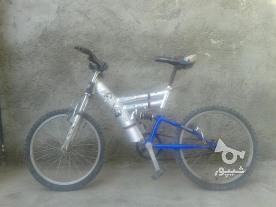 دوچرخه 20کمک دار در گروه خرید و فروش ورزش فرهنگ فراغت در سیستان و بلوچستان در شیپور-عکس1