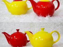 قوری چای رنگی  در شیپور-عکس کوچک