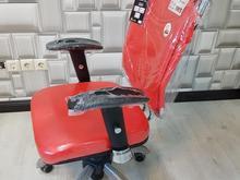 صندلی کارمندی چرخدار رایان صنعت دسته متحرک در شیپور-عکس کوچک