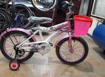 دوچرخه 16 پره موتوری تمیز وسالم در شیپور-عکس کوچک