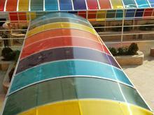 نورگیر ، پوشش سقف پاسیو پشت بام و تراس  در شیپور-عکس کوچک