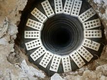 مقنی چاه های فاضلاب  در شیپور-عکس کوچک
