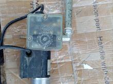 شیربرقی گازی کروم شیدر یک و دوم اینچ در شیپور-عکس کوچک