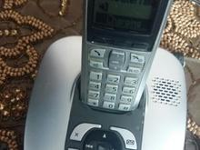 گوشی تلفن بی سیم پاناسونیک  در شیپور-عکس کوچک