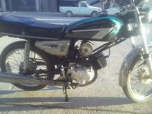 موتور سیکلت 100 دنا در شیپور-عکس کوچک