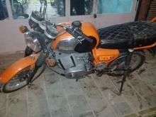 موتورسیکلت mz در شیپور-عکس کوچک