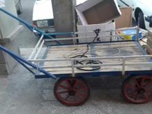 گاری چهارچرخ  در شیپور-عکس کوچک