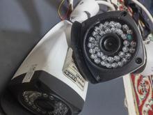 فروش دوعدد چشم دوربین مدار بسته بدون رسیور  در شیپور-عکس کوچک