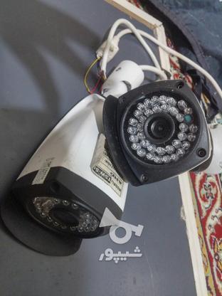 فروش دوعدد چشم دوربین مدار بسته بدون رسیور  در گروه خرید و فروش لوازم الکترونیکی در خراسان شمالی در شیپور-عکس1