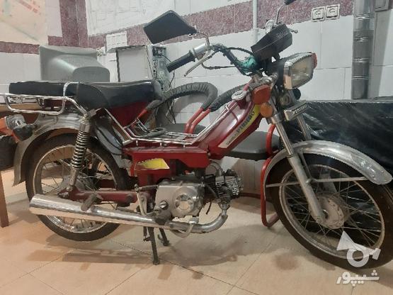 موتور پیشرو 70 در گروه خرید و فروش وسایل نقلیه در زنجان در شیپور-عکس1