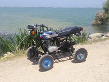 موتور چهار چرخ دست ساز ،قیمت تخفیف هم داده میشود، در شیپور-عکس کوچک