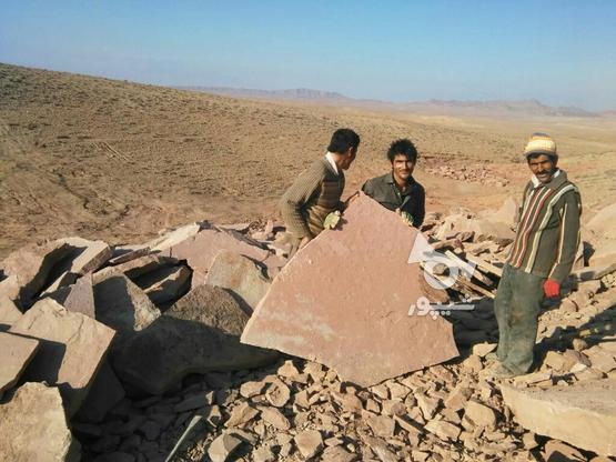 سنگ ورقه ای معدن میاندشت  در گروه خرید و فروش کسب و کار در خراسان شمالی در شیپور-عکس1