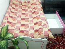 دو عدد تخت خواب ودو عدد گمد بسیار تمیز و شیک در شیپور-عکس کوچک