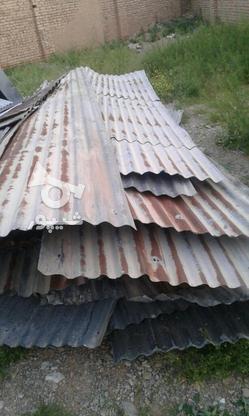 خریدوفروش انواع شیروانی فلزی نو کارکرده قوطی وفنس در گروه خرید و فروش کسب و کار در خراسان شمالی در شیپور-عکس1