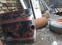 باک گازوئیل کامیون سالم  در شیپور-عکس کوچک