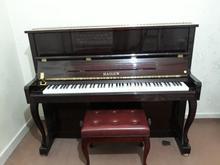 پیانو مدل هایلون 121c رنگ ماهاگونی در شیپور-عکس کوچک
