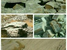 فروش معدن سنگ لاشه  ۴۰ هکتار  در شیپور-عکس کوچک