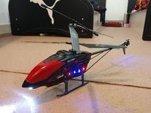 هلیکوپتر کنترلی در شیپور-عکس کوچک