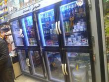یخچال فروشگاهی الکترو استیل هشت در  در شیپور-عکس کوچک