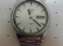 ساعت سیکو پنج صفحه سفید  در شیپور-عکس کوچک