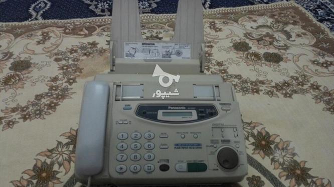 تلفن فکس قابلیت کپی در گروه خرید و فروش صنعتی، اداری و تجاری در بوشهر در شیپور-عکس1