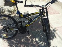 دوچرخه دنده ای در حد آکبند اکسین در شیپور-عکس کوچک