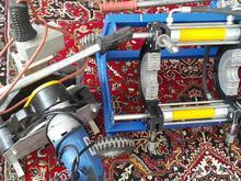دستگاه جوش لوله با رنده و اتو کامل در شیپور-عکس کوچک