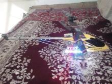 هلیکوپتر زرد در شیپور-عکس کوچک