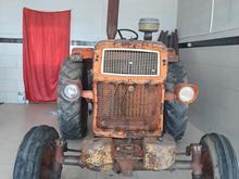 تراکتور رومانی مدل 63 در شیپور-عکس کوچک