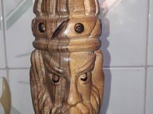 قلیان رخ چوب گردو در شیپور-عکس کوچک