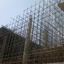 داربست چهلستون بست  در شیپور-عکس کوچک