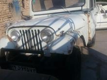 جیپ صحرا کمک دار دو دفرانسیل در شیپور-عکس کوچک