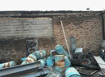 فروش تعدادی بشکه فلزی  در شیپور-عکس کوچک