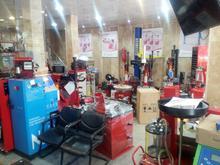 تجهیزات کارگاهی و تعمیرگاهی ، تعویض روغنی در شیپور-عکس کوچک