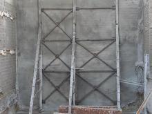 اجرای خرپا سازه نگهبان و شاتکریت  در شیپور-عکس کوچک
