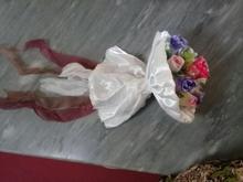 یک عدددسته گل عروس  در شیپور-عکس کوچک